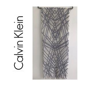 Calvin Klein Sheer Scarf
